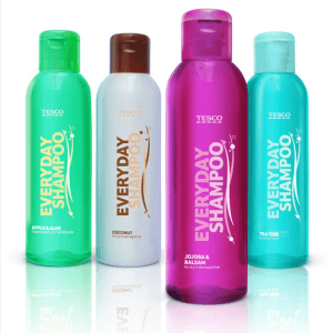 Shampoo neutro in confezione famiglia