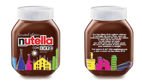90047f7111 Abbiamo iniziato a raccontare del packaging di Nutella partendo dalle sue  limited edition perché la confezione ideata da Ferrero nasce proprio con  l'idea di ...